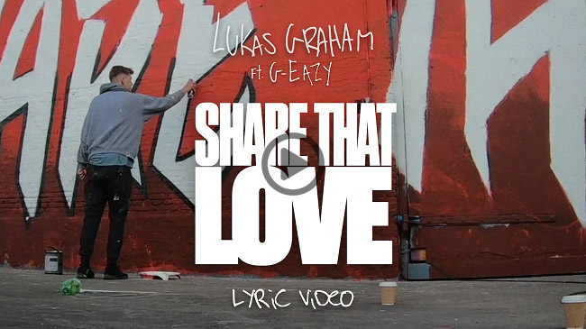 Lukas Graham - Share That Love Video Image
