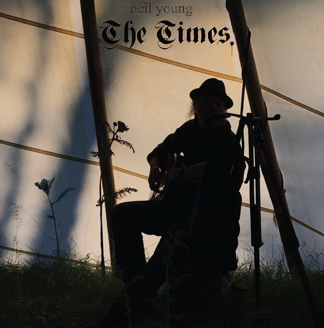 Neil Young - The Times Image